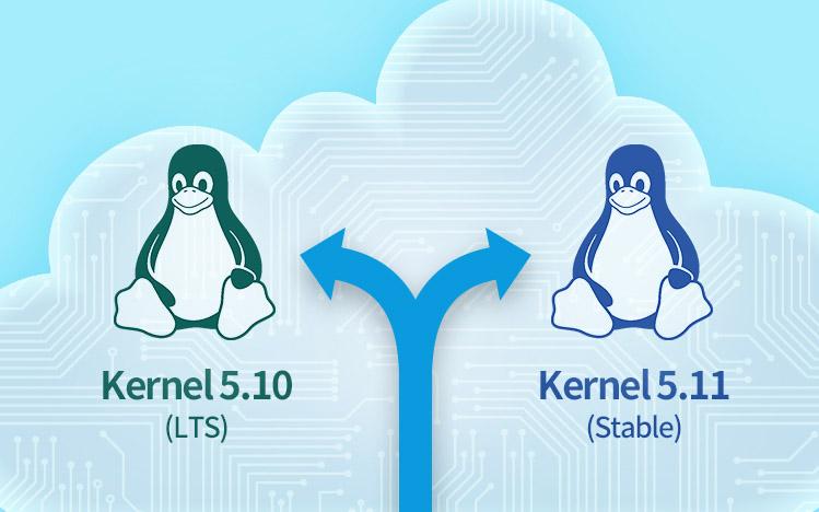 Kernel 5.10 和 Kernel 5.11